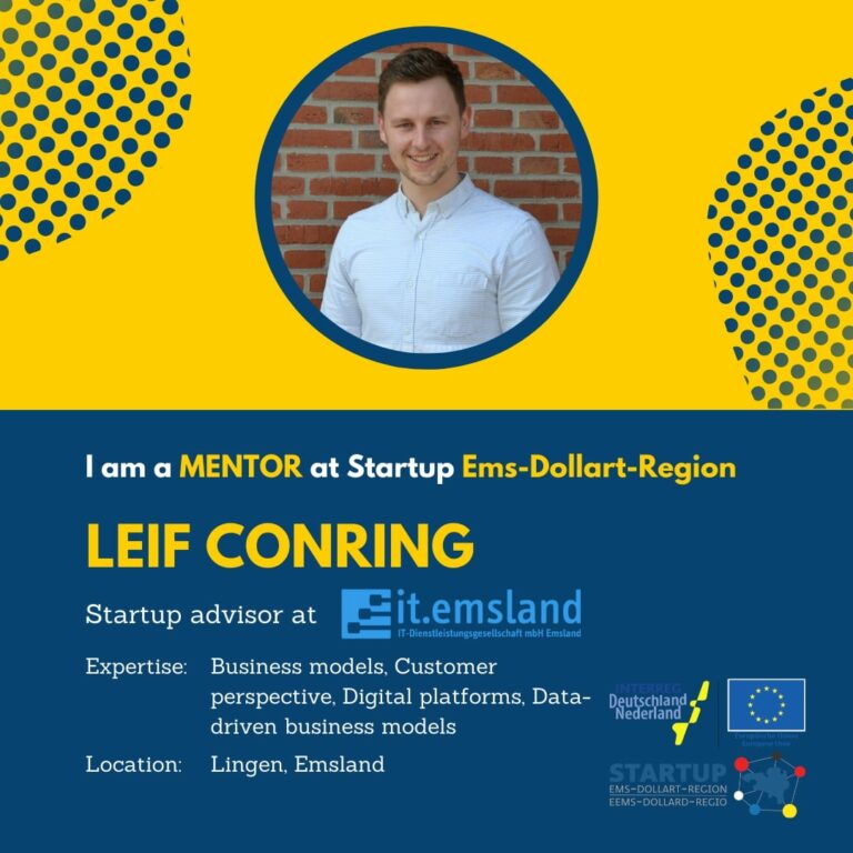 Leif Conring_Startup-EDR_Mentor