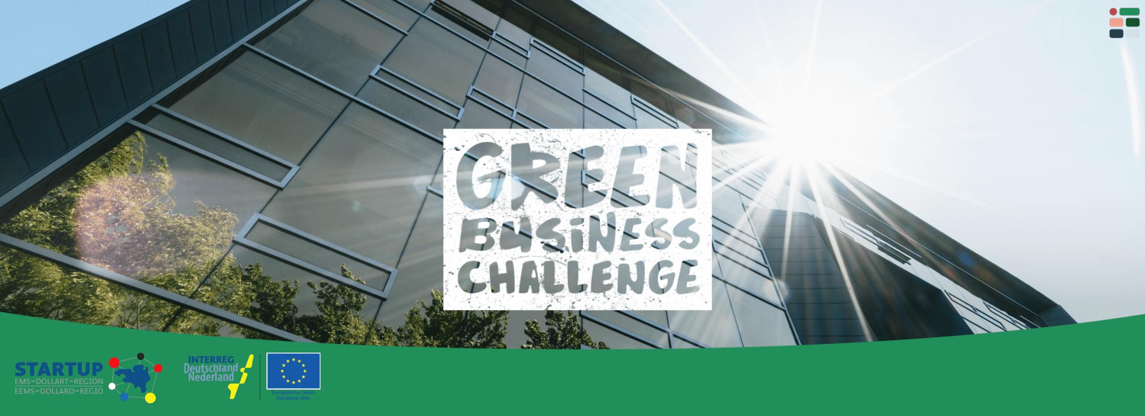 De uitdaging voor groen ondernemen